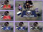 NHL Licensed 5'X8' Man Cave Ulti-Mat Area Rug Floor Mat Carp