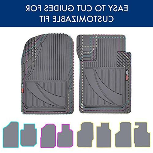 Motor OF-793-GR Advanced Performance Mats-3pc Plus-2 Front Liner