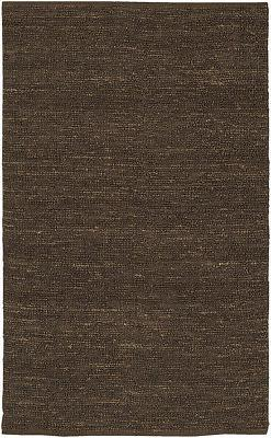 Surya Brown Modern Area Rug Solid COT-1933