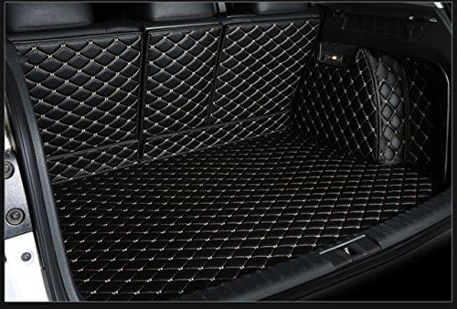Worth-Mats 3D Full Coverage Waterproof For Infiniti QX70-Black
