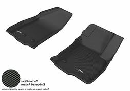 3D MAXpider L1CH07911509 Black All-Weather Floor Mat for Sel