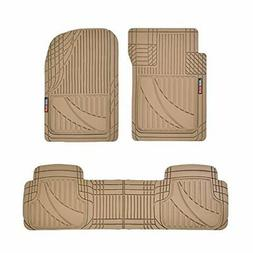 Motor Trend OF-793-BG FlexTough Advanced Performance Mats-3p
