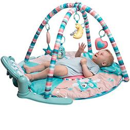 Tapiona Large Baby Play Mat - Kick and Play Piano Gym - Newb