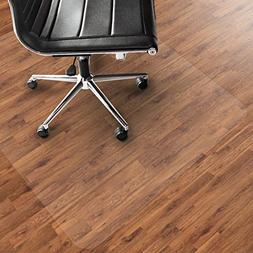 "Office Marshal PVC Chair Mat for Hard Floors - 48"" x 72"" 