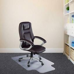 """48"""" x 36"""" PVC Home Office Chair Floor Mat with Nail for Prot"""