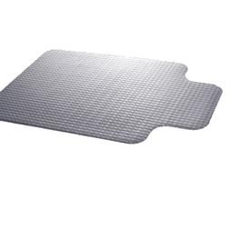 "Costzon 36""x48"" PVC Home Office Chair Floor Mat Studded Back"