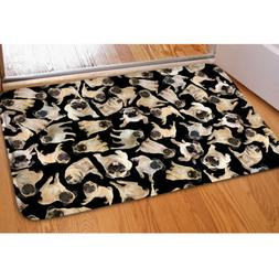 Small Animal Mats Bathmat Carpet Area Floor Mat Bathroom Sin