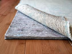 """Rug Pad USA, 1/4"""" Thick, Felt and Rubber, 8'x11', Superior L"""