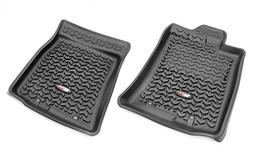 All Terrain Floor Liners Toyota FJ Cruiser 07-10 Rugged Ridg