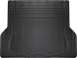 OxGord WeatherShield HD Rubber Trunk Cargo Liner Floor Mat,