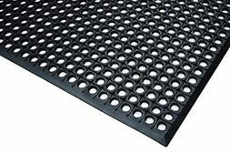 Durable Workstation Light Rubber Anti-Fatigue Drainage Mat f