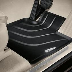 BMW X3 & X4 All Weather Rubber Front Floor Mats  - Black